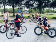 Group pre-ride