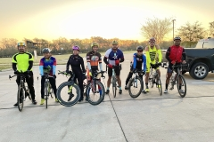 Pearland Triathlong Racing Club pre-ride