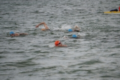 Swim - Lake Pflugerville Triathlon