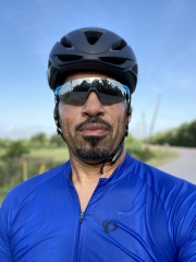 Riding and sweating